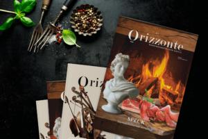 serie riviste Orizzonte