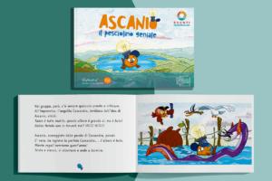 Ascanio - cover e interni