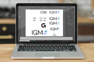 IGM - creazione logo
