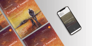 Accadde - libro e smartphone