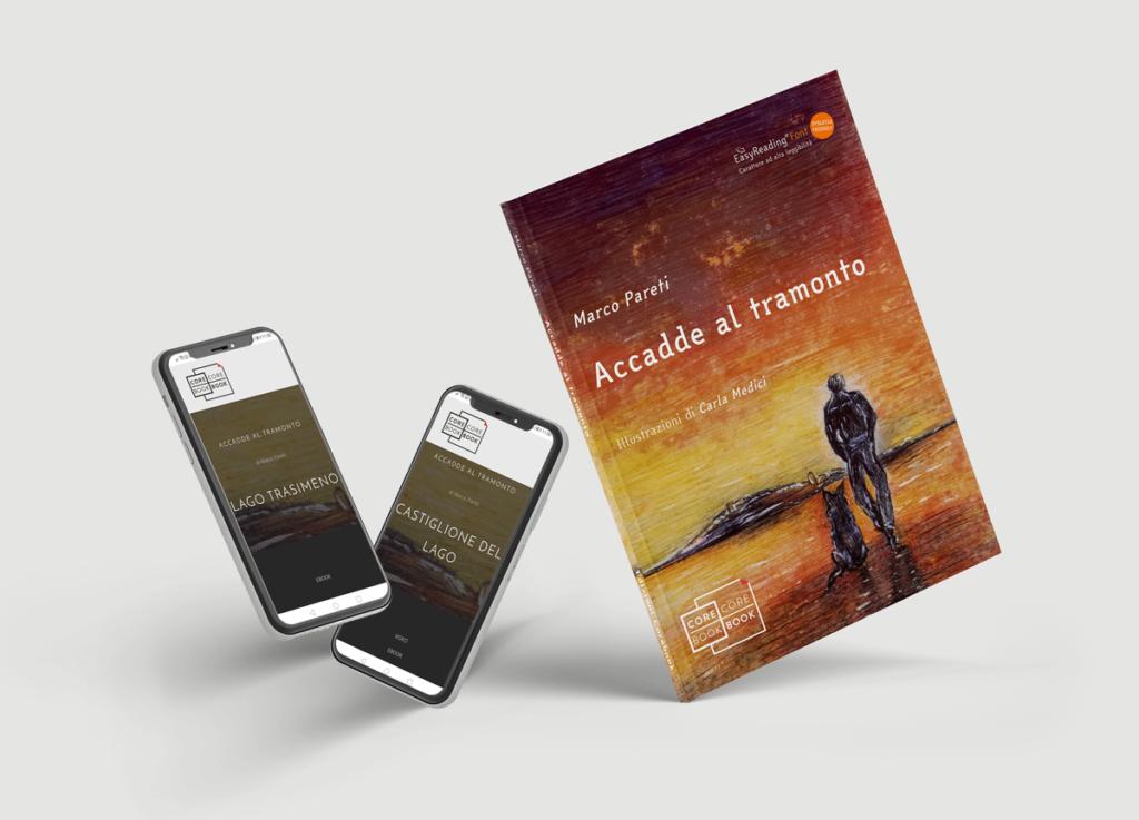 Accadde cover e smartphone