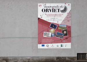 poster Innamorati di Orvieto